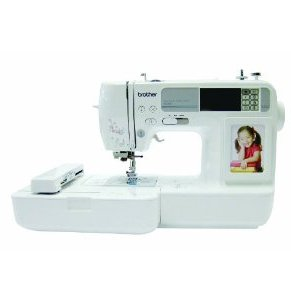 Brother HE-240 - Sewing and Embroidery machine -