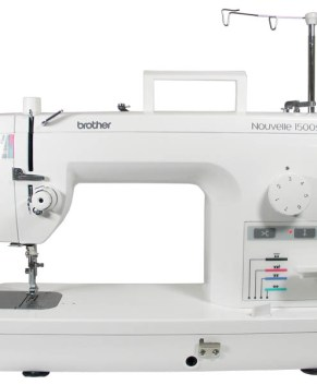 Brother PQ1500SL -  Long-Arm Sewing & Quilting Machine