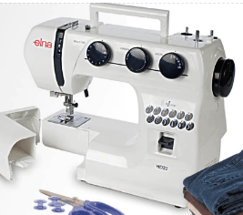 ELNA HD 22  - Heavy Duty 22 Stitch model. Open Box Clearance SALE!!