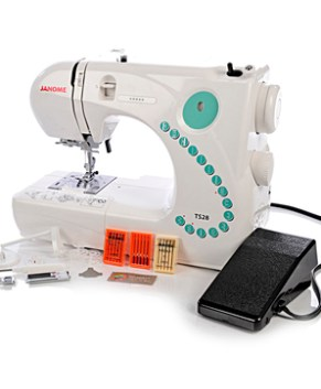 JANOME TS28 TRIM AND STITCH MODEL - Demo Floor model