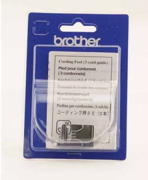 Brother SA110 7mm Cord Foot - ORIGINAL BROTHER PART