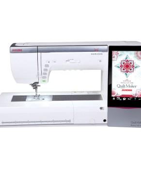 JANOME HORIZON MEMORY CRAFT MC15000 V3 - Quilt Maker