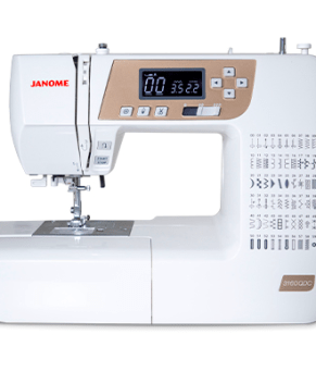 JANOME 3160QDC (T) NEW MODEL - Includes Quilting Feet and Ext. Table