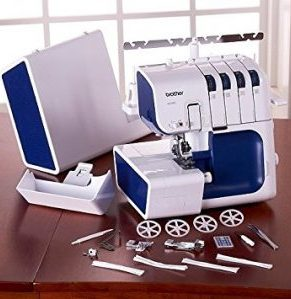 BROTHER 4234DT - 4 THREAD TOP OF THE LINE SERGER - PRE-ORDER