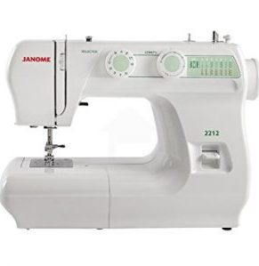 JANOME 2212 - BASIC SEWING MACHINE - Perfect for Beginners