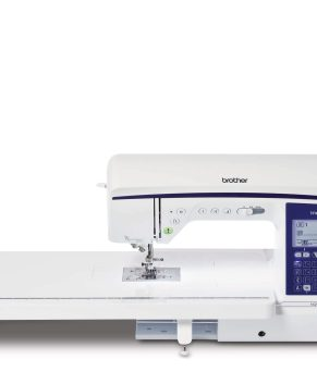BROTHER NQ900 Quilting Model - Includes Extension Table