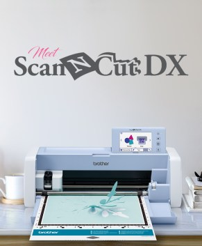Brother SDX225 ScanNCut DX Innov-ís Edition Model #:SDX225