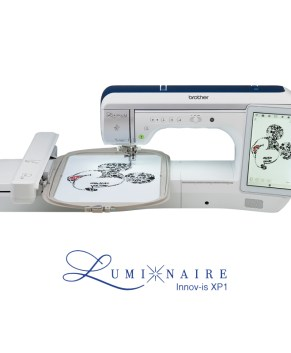 BROTEHR XP1 Luminaire Sewing and Embroidery Machine