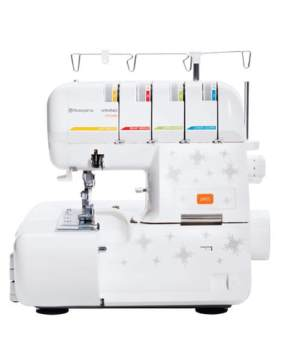 Husqvarna H|Class 250S - Heavy Duty Serger - Easy thread mechanism -