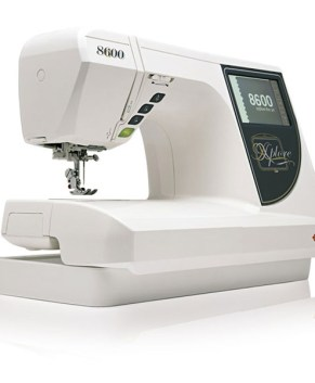 ELNA 8600 - Sewing and Embroidery Model - CLEARANCE PRICE
