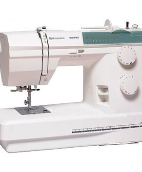 Husqvarna EMERALD™ 118 - Heavy Duty sewing model