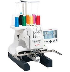 JANOME MB-4S - 4 Needle Embroidery Machine