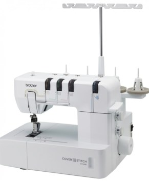 Brother CV3440 Single-sided Cover Stitch Machine - NO TAX BLACK FRIDAY SALE -