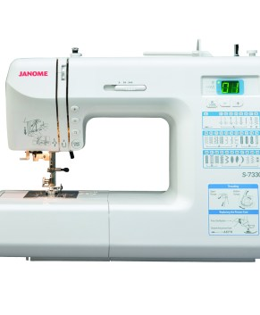JANOME Schoolmate S-7330 School Mate - BONUS QUILTING KIT ( $239 Value )