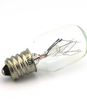 Bulb 15 Watt, 120 Volt, Screw in 7/16