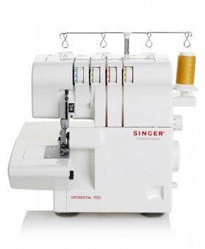 SINGER 14SH654 Finishing Touch 3-4 Thread Serger -
