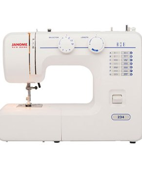 Janome Model 234 - PRE ORDER NOVEMBER ARRIVAL