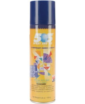 505 Temporary Adhesive Spray - Large Can