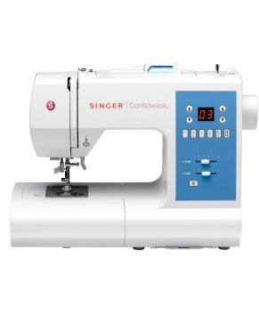 Singer Confidence 7465 Sewing Machine - 50 Stitch computerized