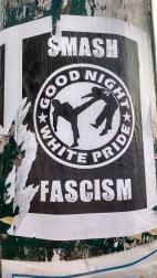 Smash Fascism Poster