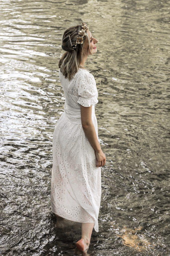 Une tenue estivale X Zara