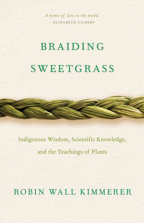Braiding Sweetgrass book recommendation