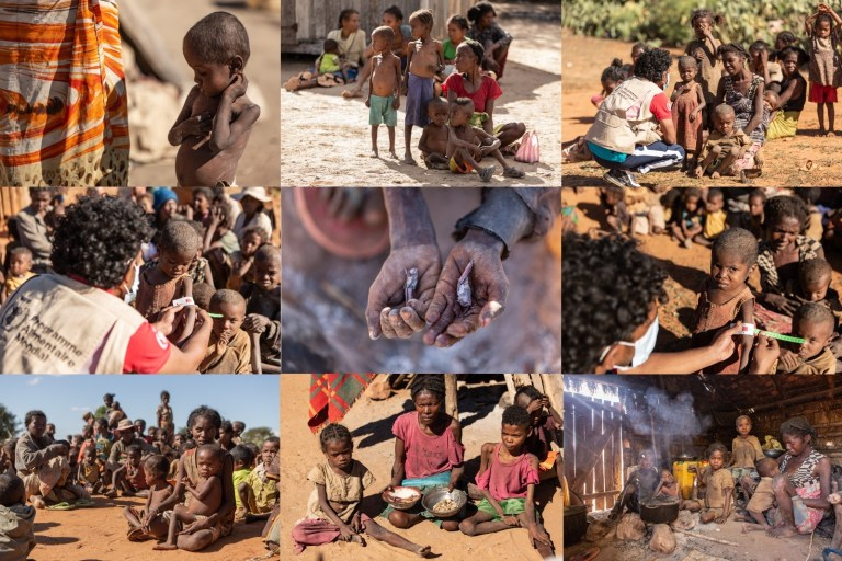 Victims of Climate Emergency in Madagascar Need Help NOW