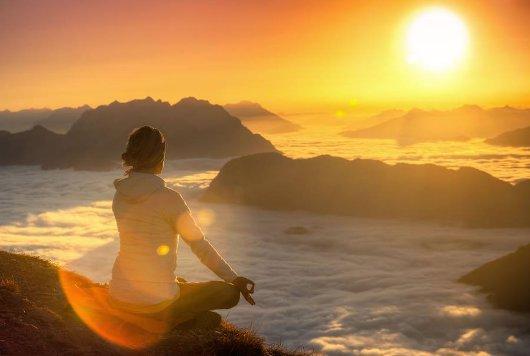 jutarnja meditacija