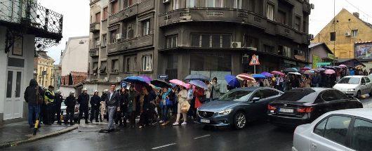 sinisa ubovic protest