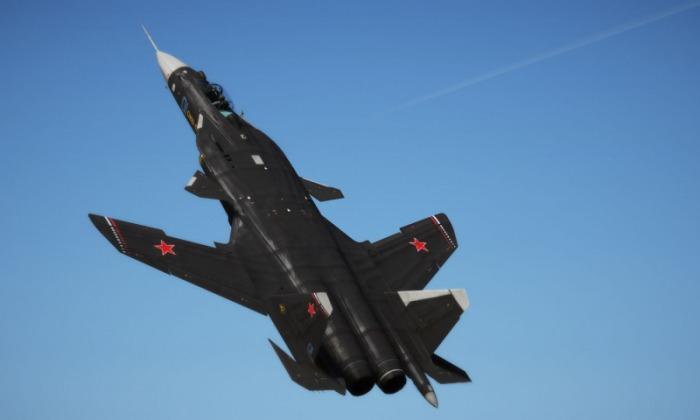 S reverzní arrow křídlo, všechno nedává odpočinek pro designéry. | Foto: Goodfon.ru.