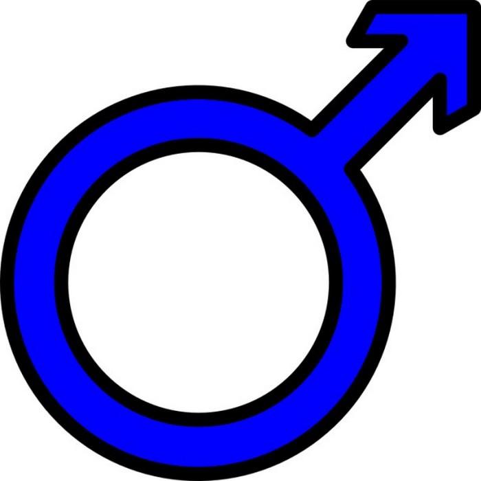 Simbol masculin