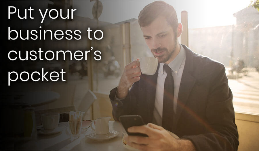 put business to customer pocket with nova tech zone mobile solutions