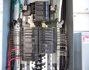 | Novatek Electrique | Panneaux Électriques  niveau