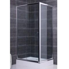 doccia in cristallo