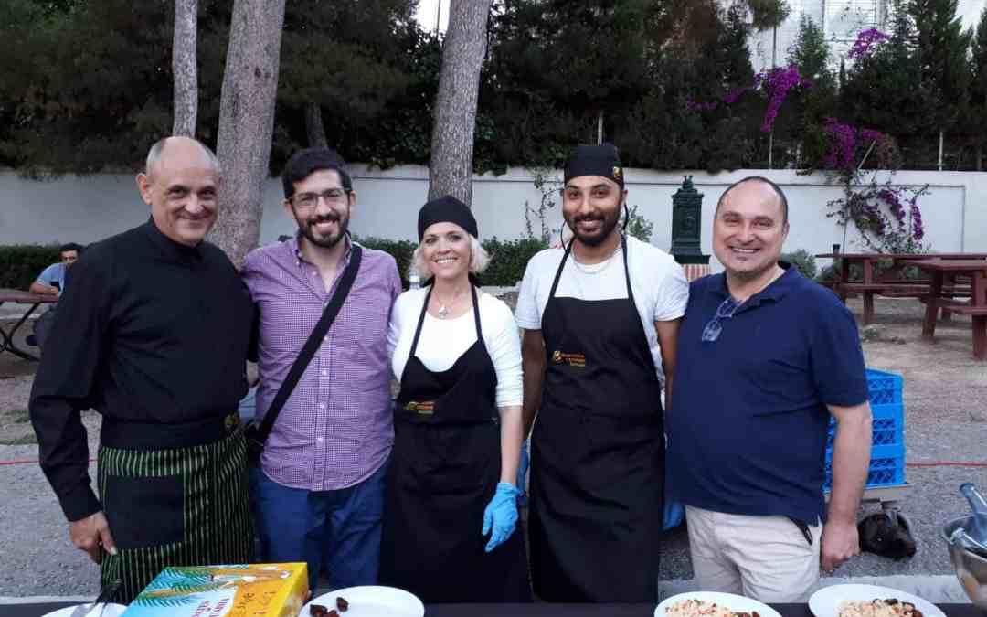 Novaterra Catering celebra el fin del Ramadán en el Centro de Atención al Inmigrante