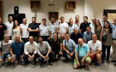 Novaterra Catering acoge el final de curso de Leansis en agradecimiento a su contribución al proyecto