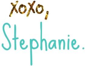 xoxo, Stephanie - NovaturientSoul.com