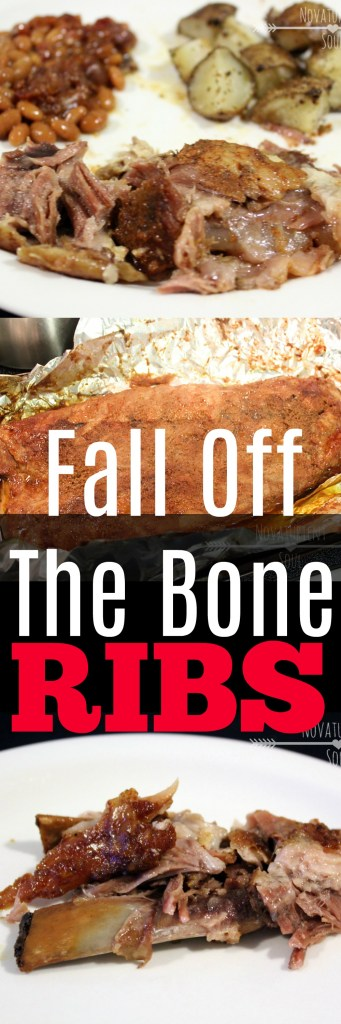 Fall off the bone ribs from the oven! - NovaturientSoul.com