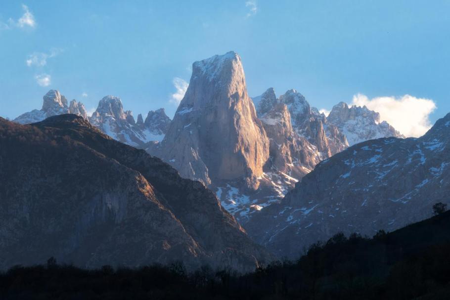 Elige los Picos de Europa para tu viaje de fin de curso multiaventura con NovaWays.