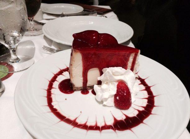 cheesecake nova york e voce