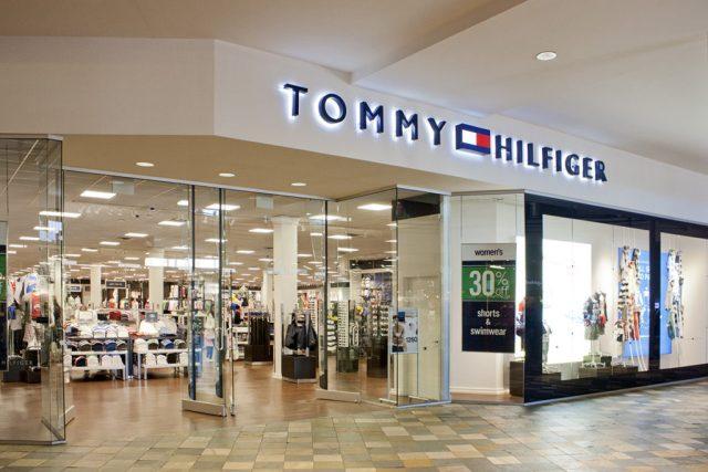 Tommy Hilfiger é um das lojas mais procuradas por brasileiros