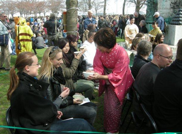 tea cerimony