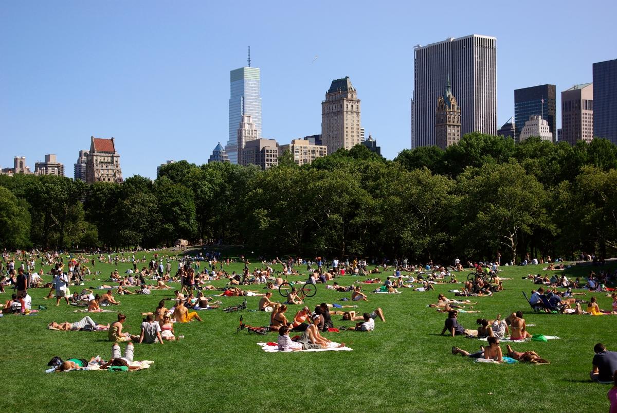 Temperatura em Nova York: como se vestir no verão - Nova York & Você