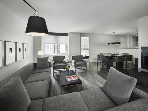 AKA Central Park - Certamente uma excelente opção de hotel com cozinha em Nova York