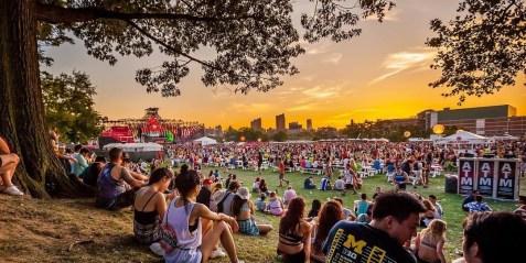 Festival de música eletrônica em Nova York em setembro