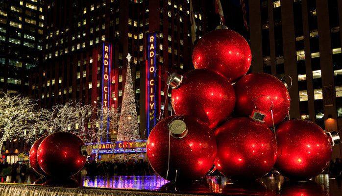 Dezembro em Nova York