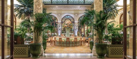 The Palm Court - Um clássico de Nova York