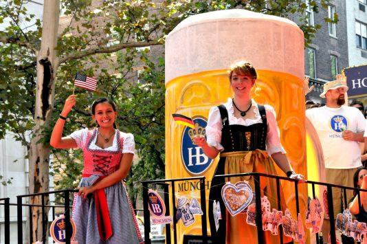 Oktoberfest acontece dia 12 de outubro em Nova York