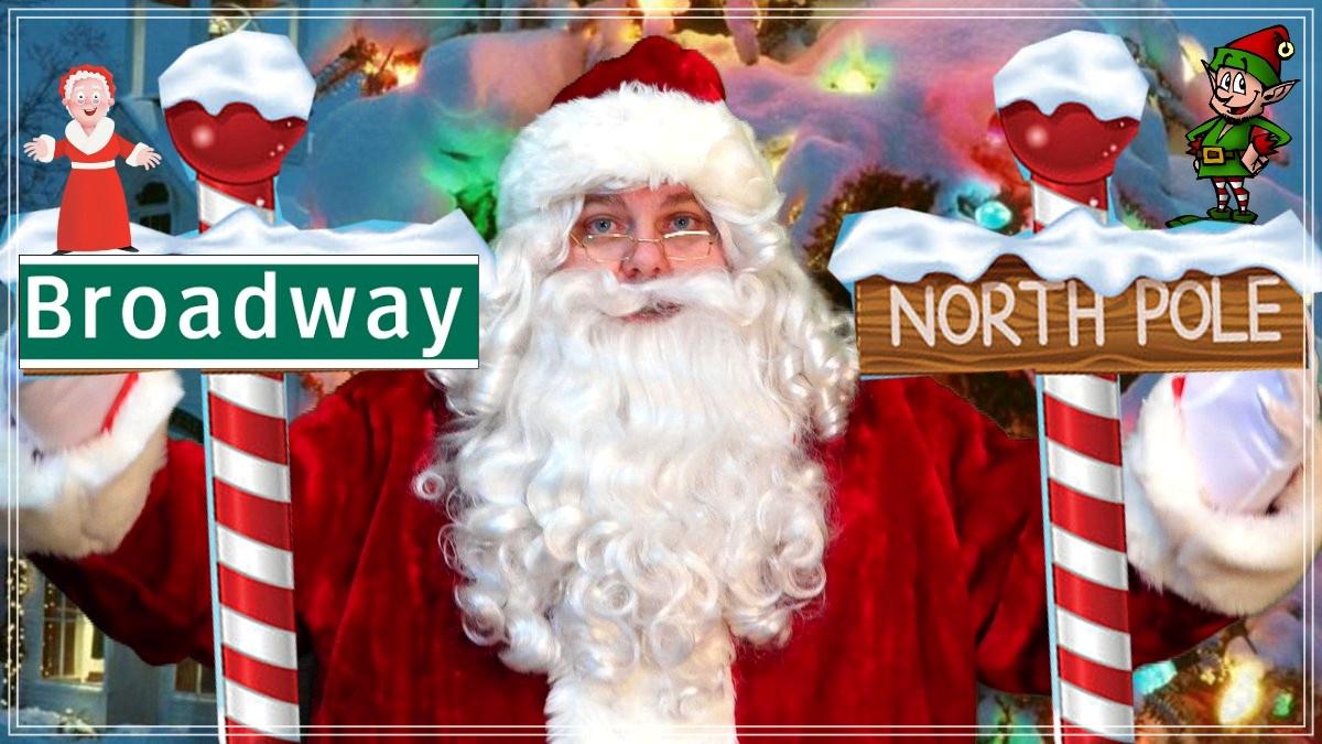 A Rena Mais Famosa Do Papai Noel onde encontrar o papai noel em nova york? - nova york & você