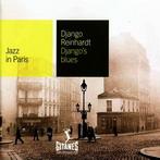 Django Reinhardt, 'Django's blues' (Gitanes – 'Jazz in Paris', 1947)